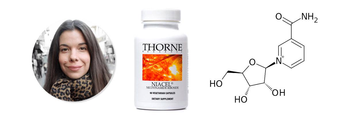 Dr Rhonda Patrick - Nicotinamide Riboside Supplementation to