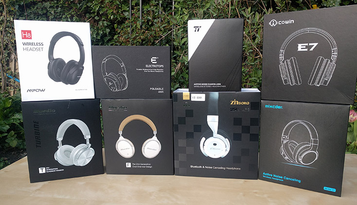 Best Budget Noise Cancelling Headphones Review - Under $70 - All