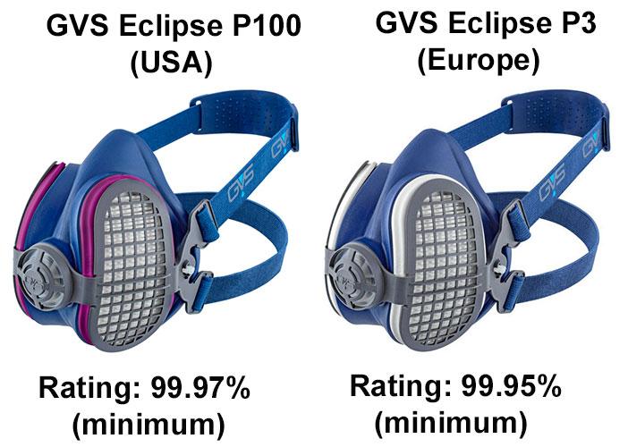 p3 respirator mask